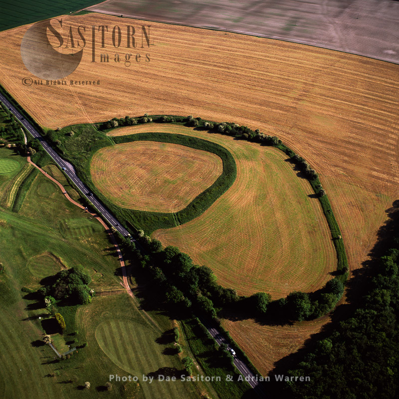 Buzbury Rings, Near Blandford Forum, Dorset