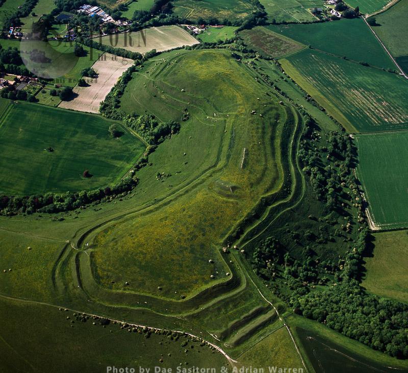 Hambledon Hill, Hill Fort, Dorset