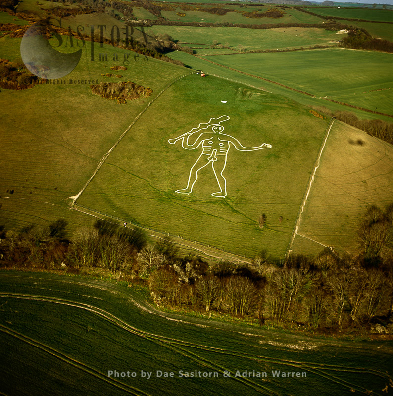 Giant Of Cerne Abbas, Dorset