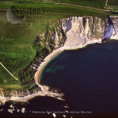 Mupe Rocks And Bay, Jurassic Coast, Dorset