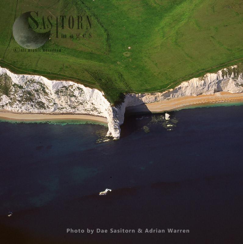 Bat's Head, West Of Durdle Door, Dorset