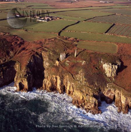 Wheal Trewavas Tin Mine, Cornwall