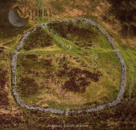 Grimspound, Dartmoor, Devon, England