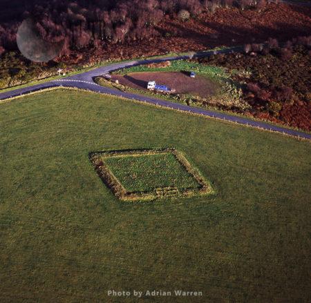 Martinhoe Roman Fortlet, North Devon