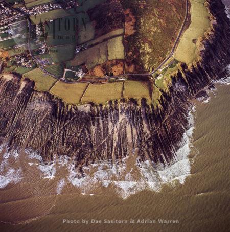 North Devon Coast At Croyde