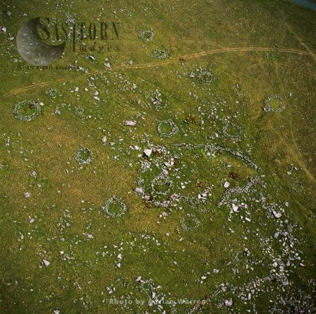 Merrivale, Bronze Age Enclosures, In River Valley, Dartmoor, Devon