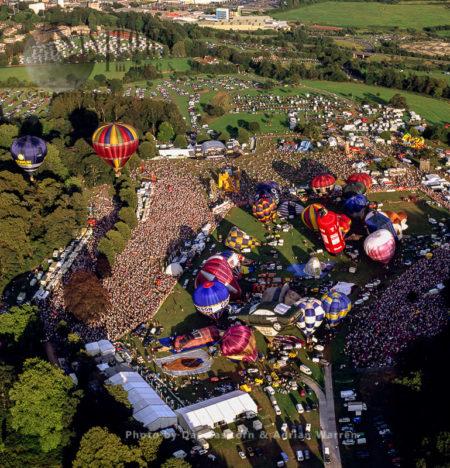 Bristol Balloons Festival, Bristol, Somerset