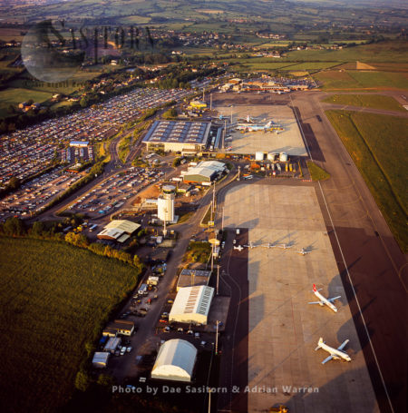 Bristol Airport, Somerset