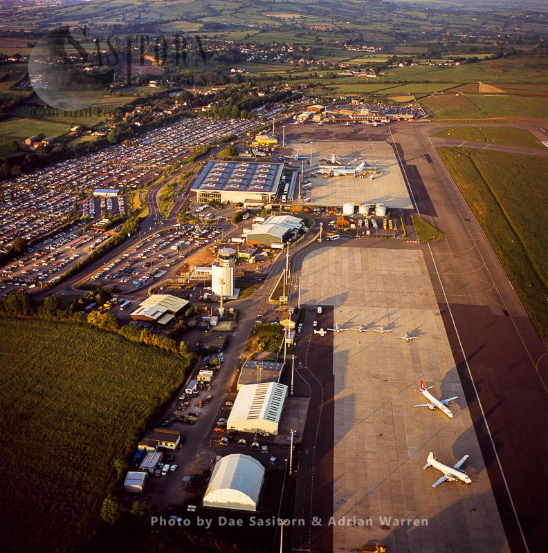 Bristol Airport, Somerset