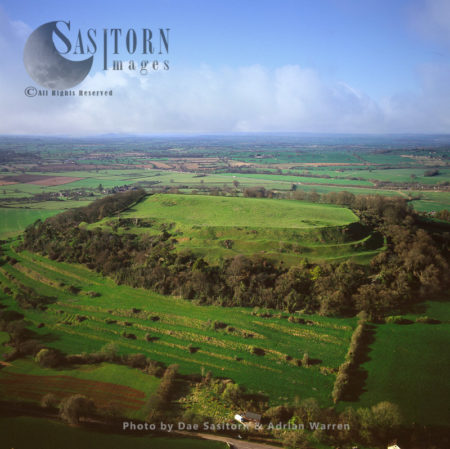 Cadbury Castle, Somerset, England