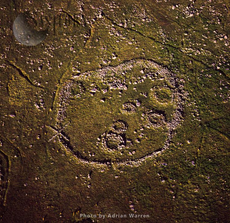 Bronze Age Hut Circles, Dartmoor