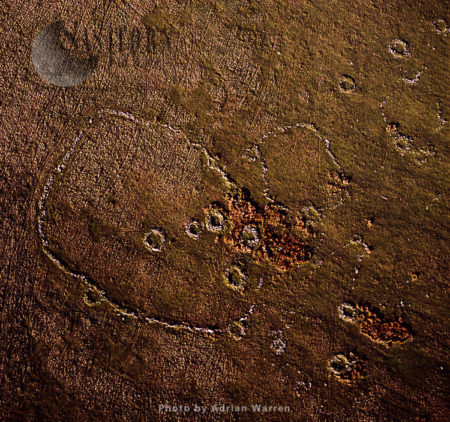 Hut Circles, The Round Houses Of Dartmoor, Middle Bronze Age