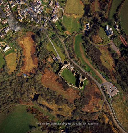 Manorbier Castle, West Wales