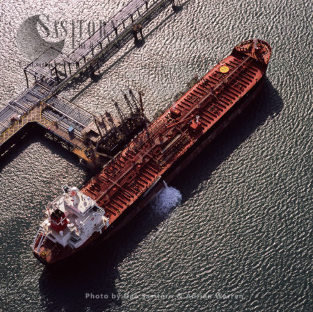 Oil Tanker, Milford Haven, South Wales