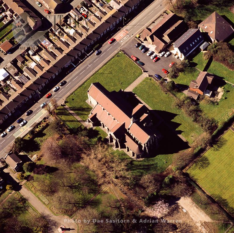 Church At Port Talbot, Wales