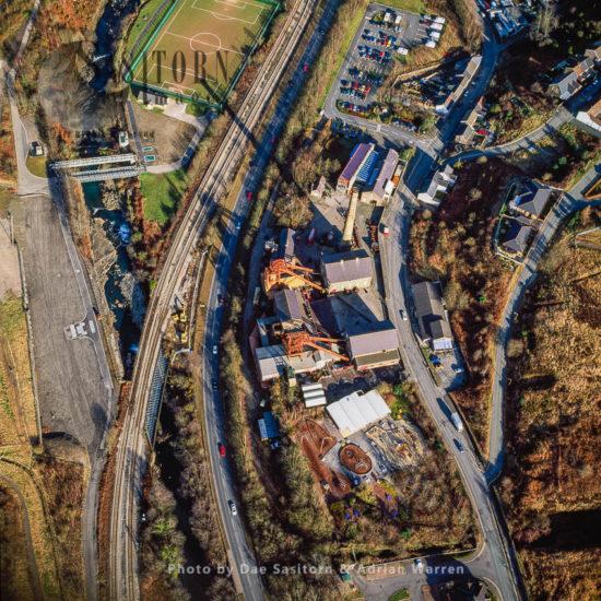 Rhondda Heritage Park (coal Mining), Porth, Glamorgan, South Wales