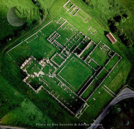 Byland Abbey, North Yorkshire