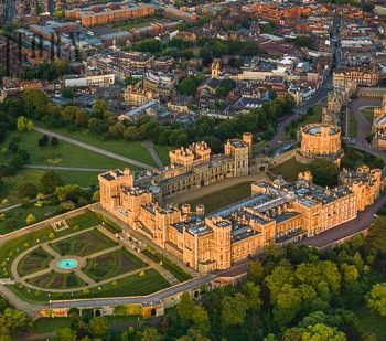 Aerial Images Of Britain: Prehistoric And Historic Sites