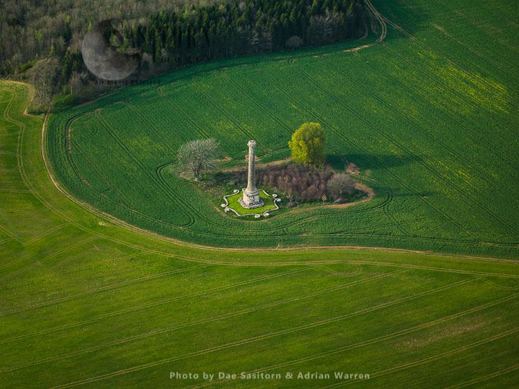 Ammerdown Tower, Near Radstock, Somerset, England, UK