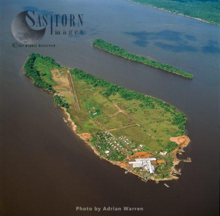 Isla Caou, On The Essequibo River, Bartica, Guyana
