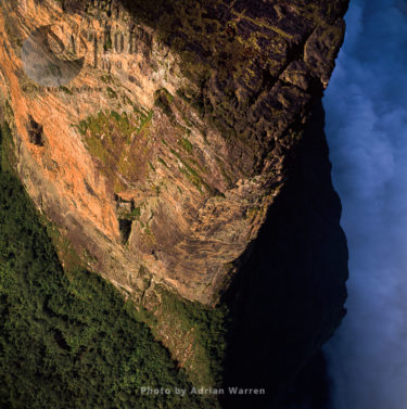 Mount Roraima – Northern Prow, Tepuis Region, Canaima National Park, Venezuela