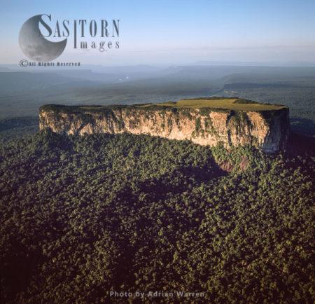 Ayangaik Mountain, Upper Mazaruni District, Guyana, South America
