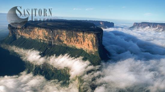 Mount Roraima (Cerro Roraima) , Tepuis, Canaima National Park, Venezuela