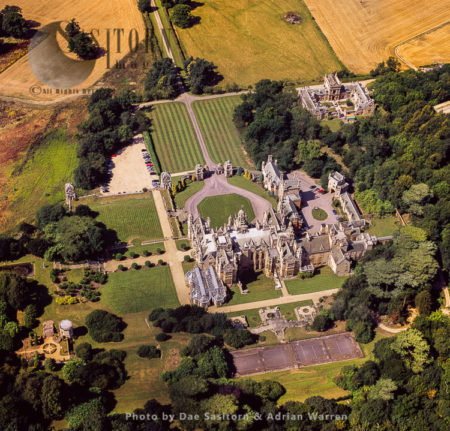 Harlaxton Manor, Lincolnshire