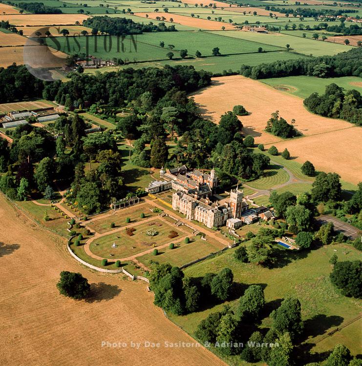 Somerleyton Hall, Somerleyton, Suffolk