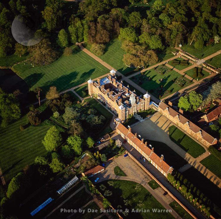 Blickling Hall, Stately Home, Blickling,  Norfolk
