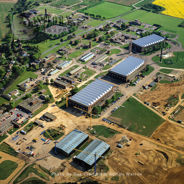 CITB Training Centre, Bircham Newton, Norfolk