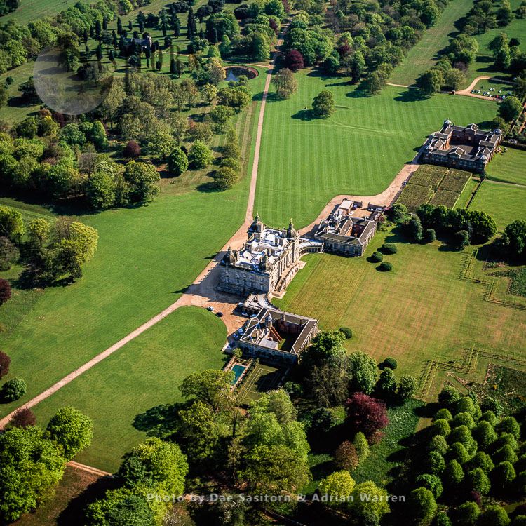 Houghton Hall, A Country House, Norfolk