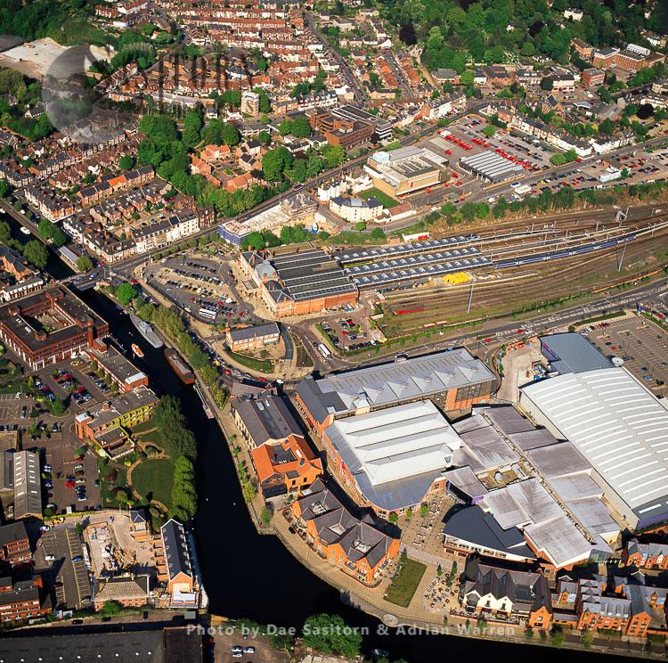 Norwich City Centre, Norfolk