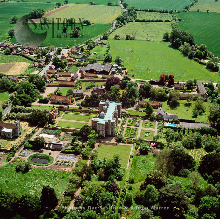 Doddington Hall, Lincolnshire