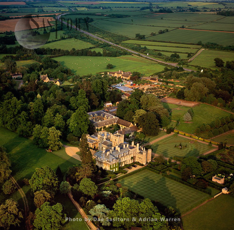 Elton Hall, Cambridgeshire