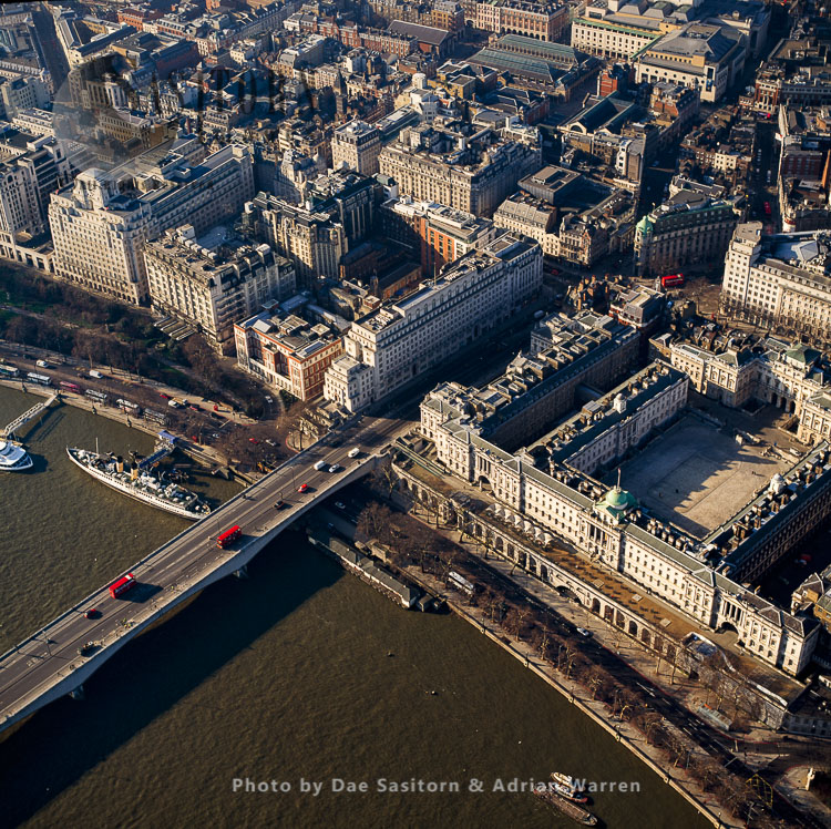 Somerset House, By The River Thames, Central London