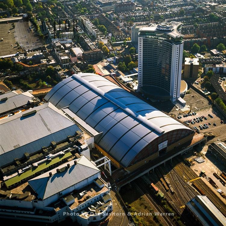 Earls Court Exhibition Centre, London ( Defunct Exhibition And Concert Venue, Demolished 2017)