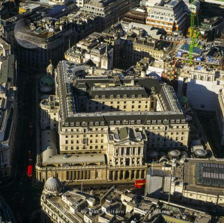 Bank Of England, London, England