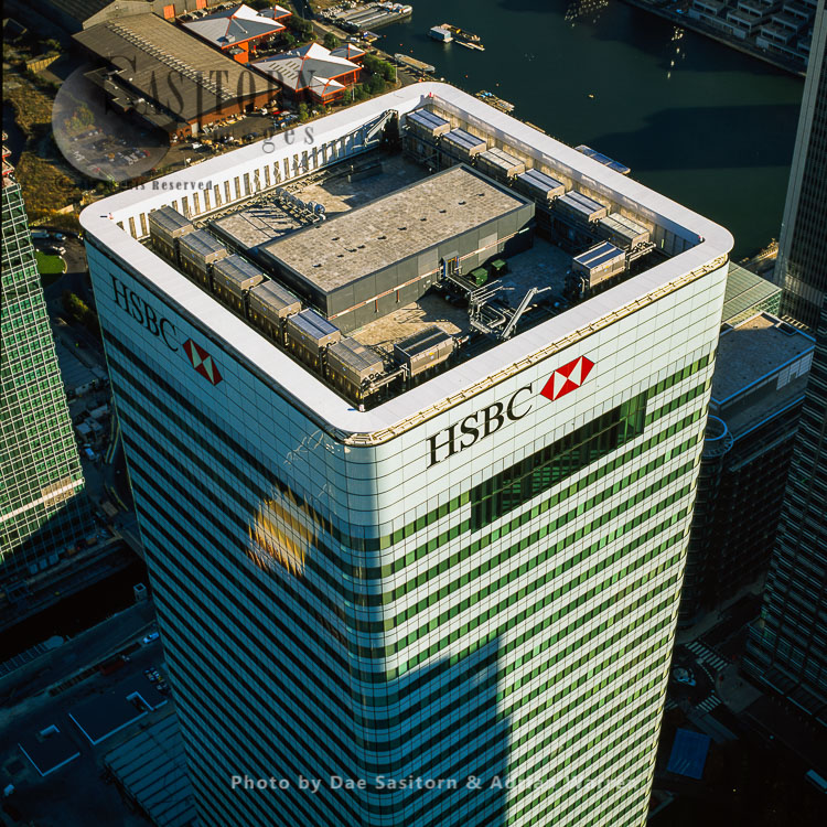 8 Canada Square HSBC – Canary Wharf Group, Canary Wharf, Isle Of Dogs, London