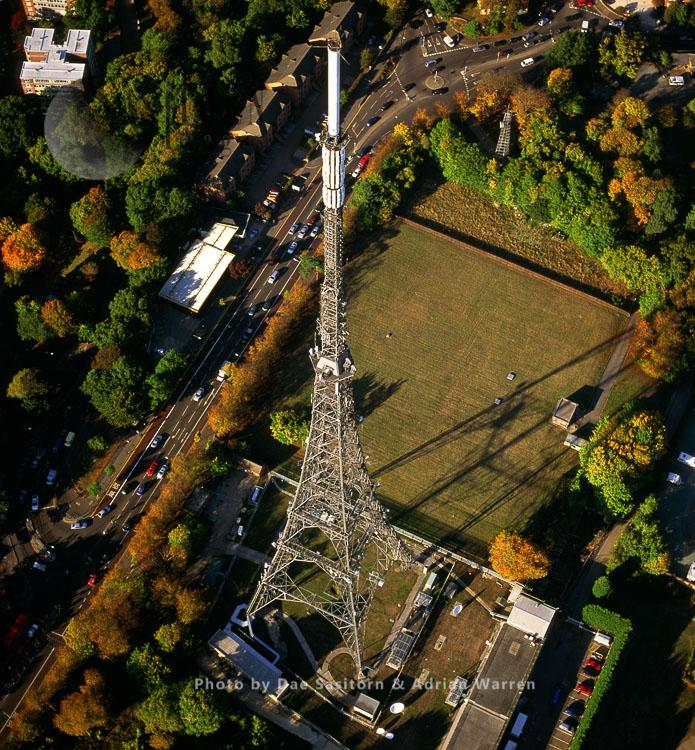 Crystal Palace Transmitting Station (Arqiva Crystal Palace), Crystal Palace, Bromley, London