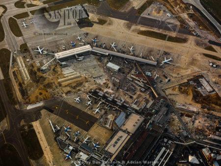Heathrow Airport Terminal 1