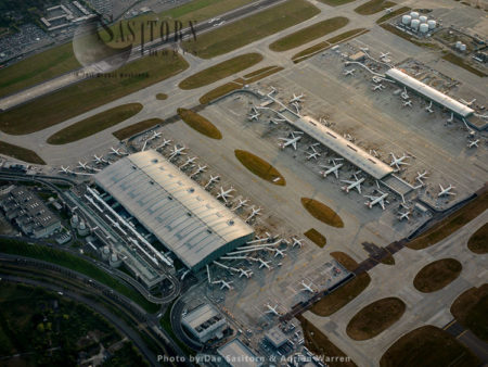 Terminal 5, Heathrow Airport