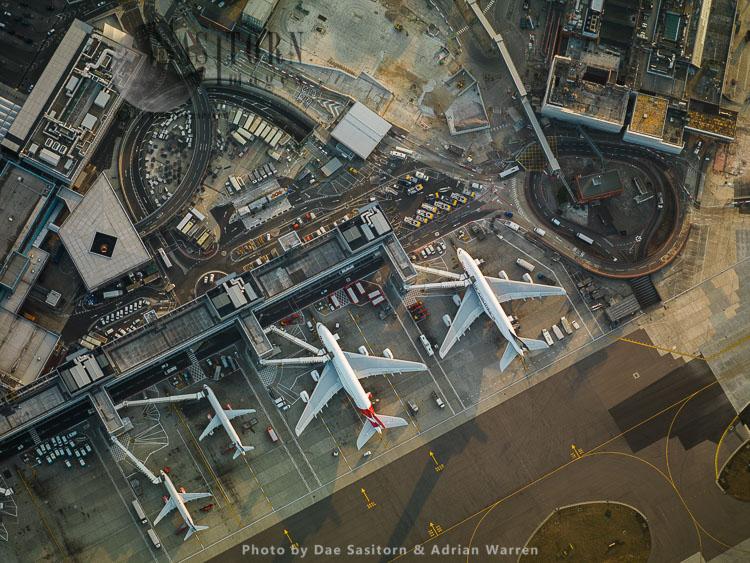 London Heathrow International Airport Terminal 2