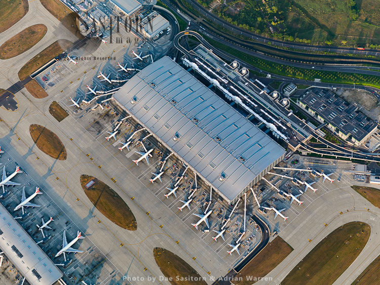 Terminal5, Heathrow Airport
