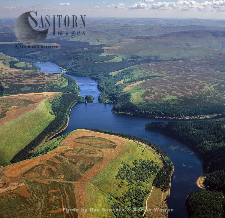 Howden Reservoir, Peak District, Derbyshire