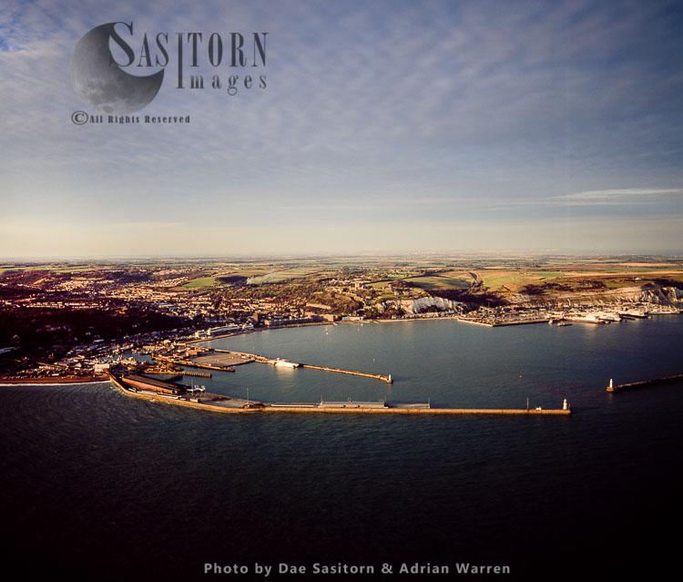 Dover Harbour, Kent