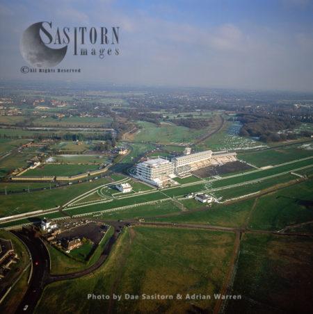 Epsom Downs Racecourse, Near Epsom, Surrey