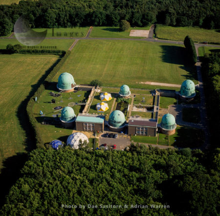 Royal Greenwich Observatory, Herstmonceux, East Sussex