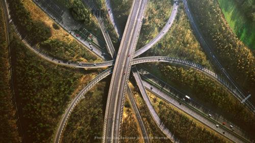 Aerial Images Of Britain: Modern Britain