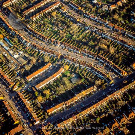 Housing Near New Malden, Surrey